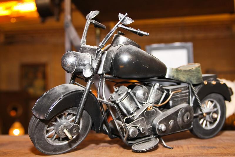 輸入バイク