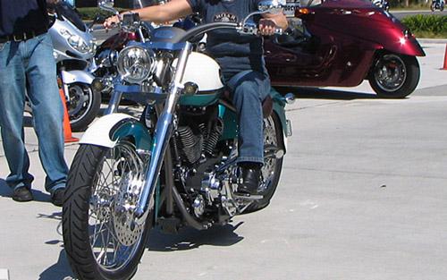 人気輸入バイク