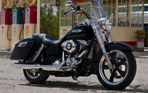 バイクのモデル